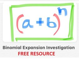 Binomial Expansion by Investigation