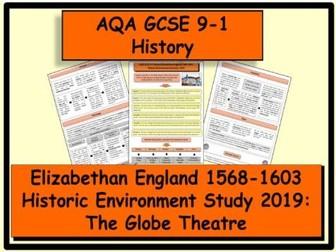 Globe Theatre Revision Guide AQA GCSE 9-1