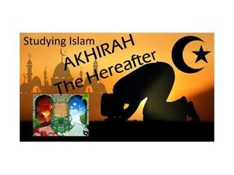 AKHIRAH - The Heareafter  AQA