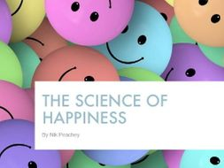 The Science of Happiness - Lessons in Digital Literacy