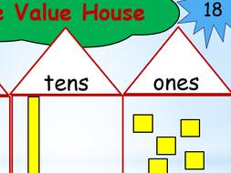 place value ks1 teaching resources. Black Bedroom Furniture Sets. Home Design Ideas
