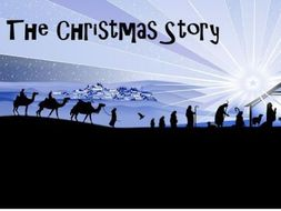 KS1 Talking for Writing:The Christmas Story. Planning & Resources for Four Week Scheme of Work