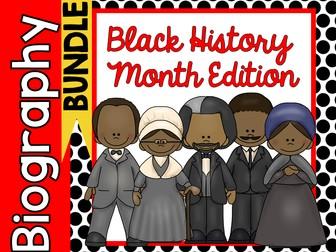 Black History Month Mini Unit