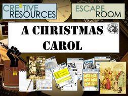A Christmas Carol Escape Room