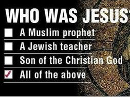 KS3 Unit of Learning - Who was Jesus?