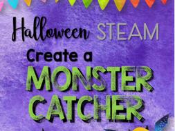 Halloween STEAM: Create a Monster Catcher