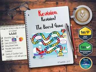 Revision - Revision Board Game / Quiz