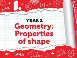 Year 2 - Properties of Shape - Spring - Week 6