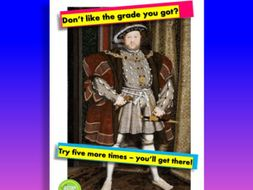 History Poster - Try 5 More Times