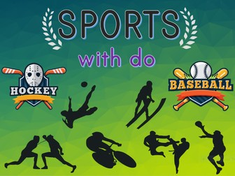 FREE ESL SPORTS WITH DO. VIDEO LESSON