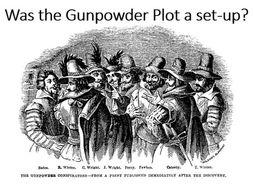 Was the Gunpowder Plot a set-up?