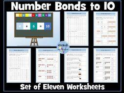 Number Bonds to 10
