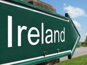 Migration, Empire and People - Irish Migration to Britain New 1-9 History GCSE AQA