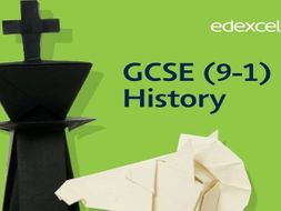 Edexcel 9-1 History Crime and Punishment - Who was most responsible for justice?