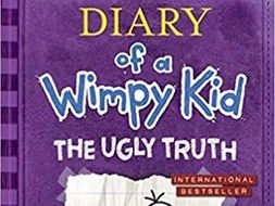 Diary of a Wimpy Kid Guided Reading 12 lessons.