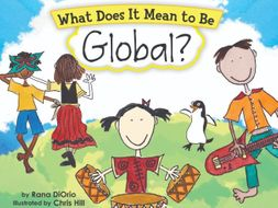 What Does It Mean to Be Global Lesson Plan