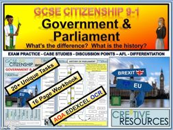 Government and Parliament CIT-C8-WB40