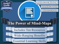 Metacognition & Mind-Mapping Skills [Mind-Maps - Metacognitive Tool - 11/20]
