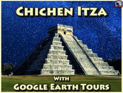Chichen Itza with Google Earth Tours (05:38)