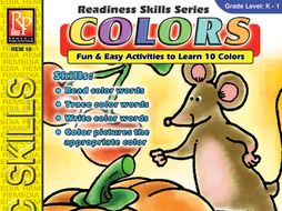 Colors: Readiness Skills