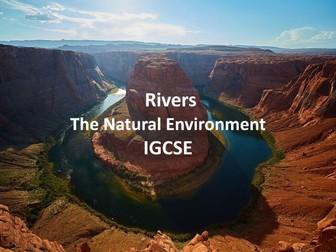 The Natural Environment - Rivers
