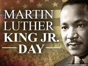 Martin Luther King Day Assembly