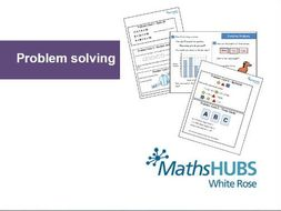Reasoning - Problem Solving - Number (KS1) and Fraction of an Amount (KS2) - 10th March