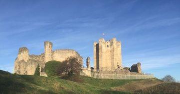 Conisbrough Castle Lesson