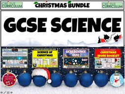 GCSE Science Christmas Bundle