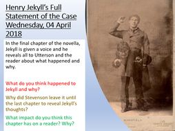 Jekyll and Hyde - Final Chapter