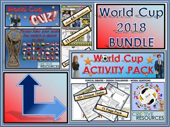 World Cup 2018 Bundle
