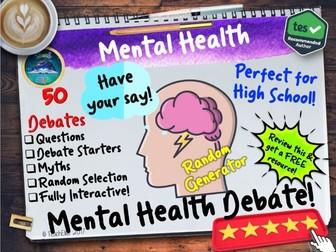 Mental Health Debates