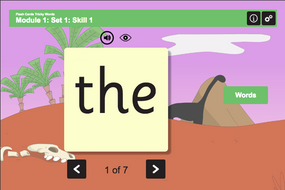 Tricky Word Flash Cards - Phase 2