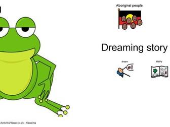 Tiddalick the Frog - An Aboriginal Dreaming Story