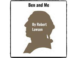 Ben and Me - (Reed Novel Studies)