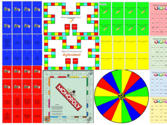 Revision Games - Resistant Materials