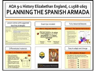 Planning the Spanish Armada