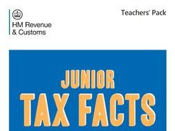 Junior Tax Facts Teachers' Pack