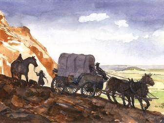 Edexcel: American West - Ranchers v Homesteaders