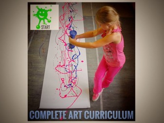ART. Complete Key Stage 3 ART CURRICULUM. Updated for 2017-18.