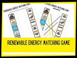 Renewable energy matching pairs KS2