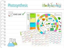 Photosynthesis - Board Game (KS4)