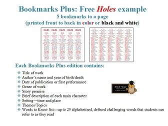 The Miraculous Journey of Edward Tulane ed. of Bookmarks Plus: Fun Freebie and a Handy Reading Aid!