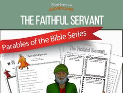 parable of the faithful servant story