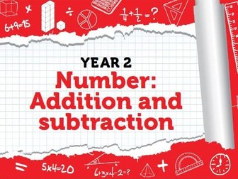 Year 2 - Addition and Subtraction - Week 7