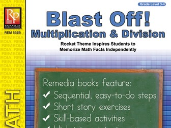 Blast Off! Multiplication & Division