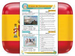 Sentimientos - Spanish Speaking Activity