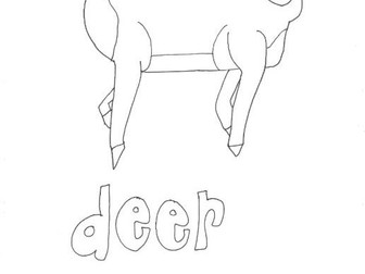 Deer: Animals and Pets