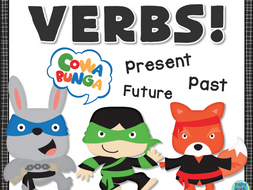Verb Tenses: Past, Present, Future