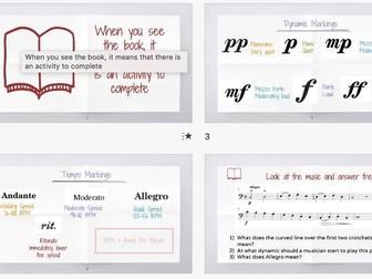 Grade 1 Music Theory Week 4